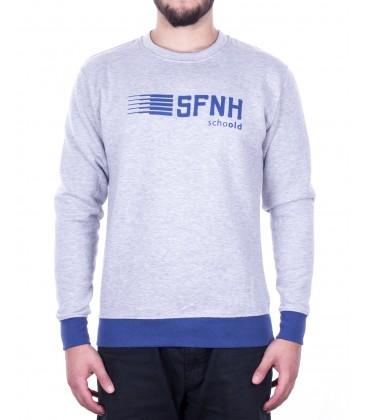 Sweatshirt Hello World Unisex