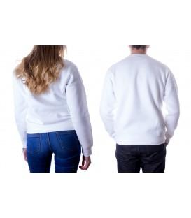 Silver Sweatshirt