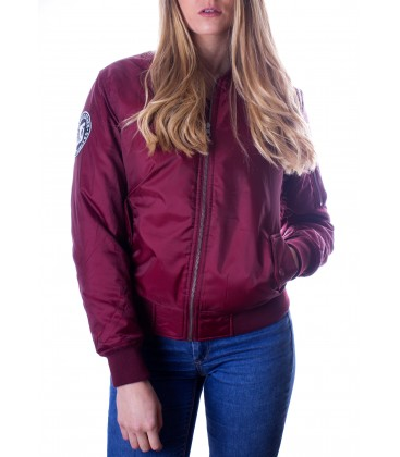S.L. 80'S Bomber Jacket Woman