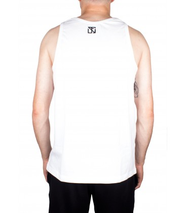 Caligraphic Tank Top