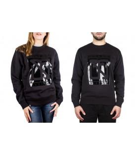 Glossy Sweatshirt Unisex