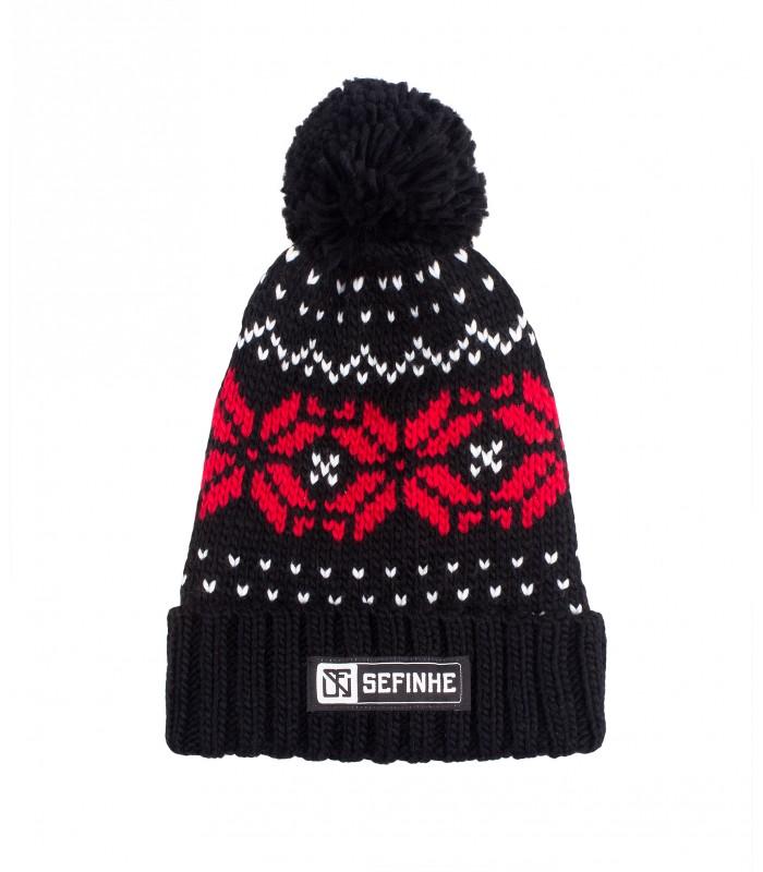 317f6205aac Snowstar Beanie - SEFINHE