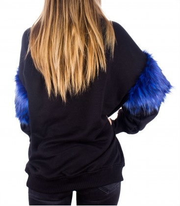 Fur Fury Sweatshirt
