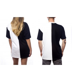 Camiseta Half B.W.