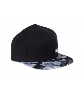 Gorra White Rose