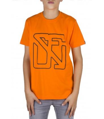 Camiseta Neon Niño