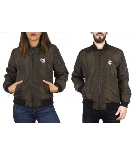 Deep Bomber Jacket