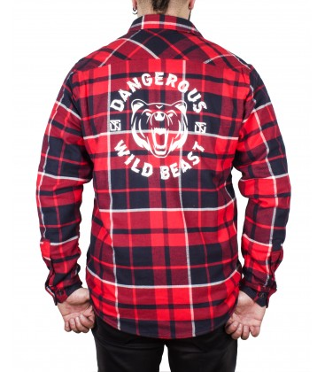 Camisa Grizzly