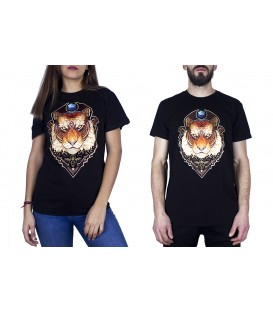 Camiseta E.L Tiger Skin (Alegria del prado)