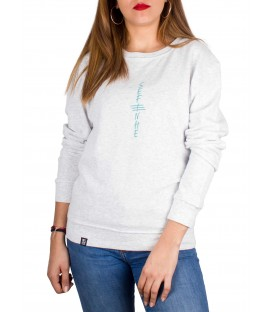 Born Free Sweatshirt Woman