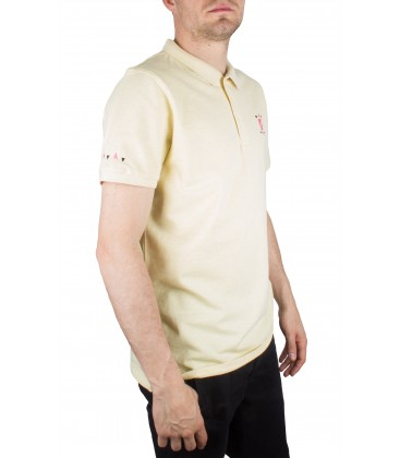 Off Lime Polo