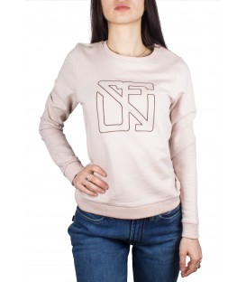Faded Nude Sweatshirt