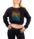 Simon Crop Sweatshirt
