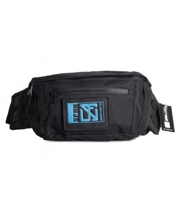 Patched Bel Bag