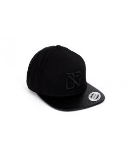 Dark Flat Cap