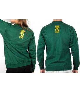 Sweatshirt Green Bottle