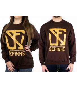 Sweatshirt Choco Unisex
