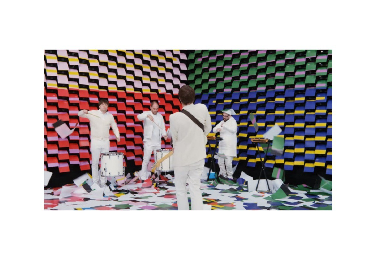 "Video Destacado: OK GO ""obsession"""