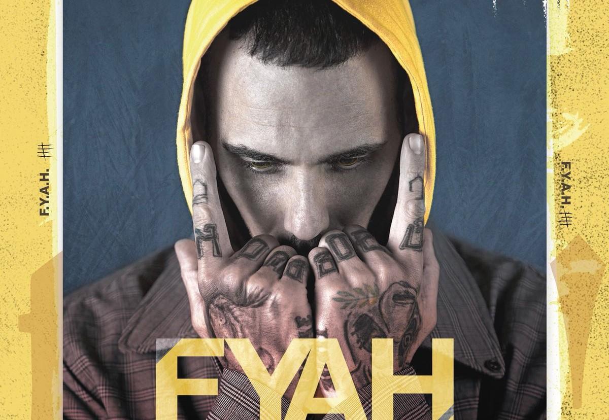 """Musica para escuchar: Fyah """"F.Y.A.H""""."""