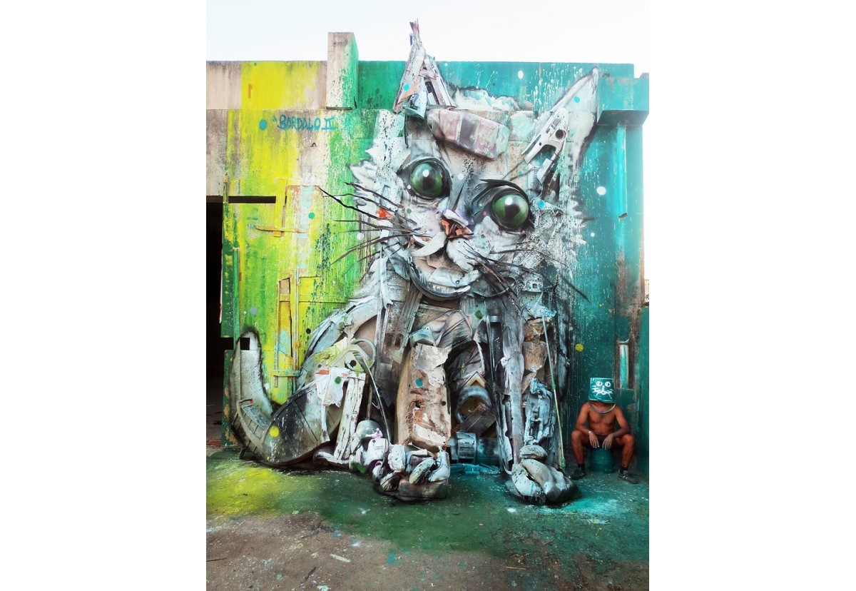 Personaje destacado: Bordalo II