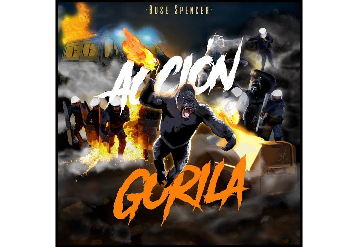 "Musica para escuchar: Buse Spencer ""ACCION GORILA"""